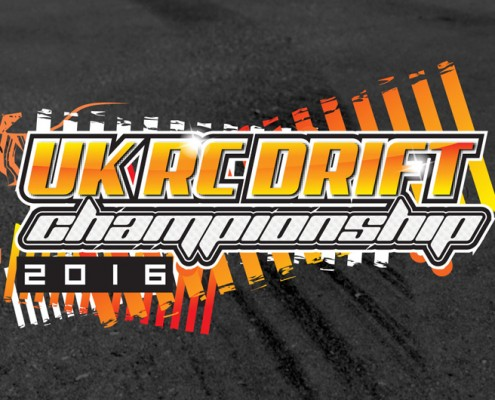 UK RC Drift Championship 2016 logo feature