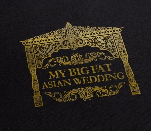 My Big Fat Asian Wedding